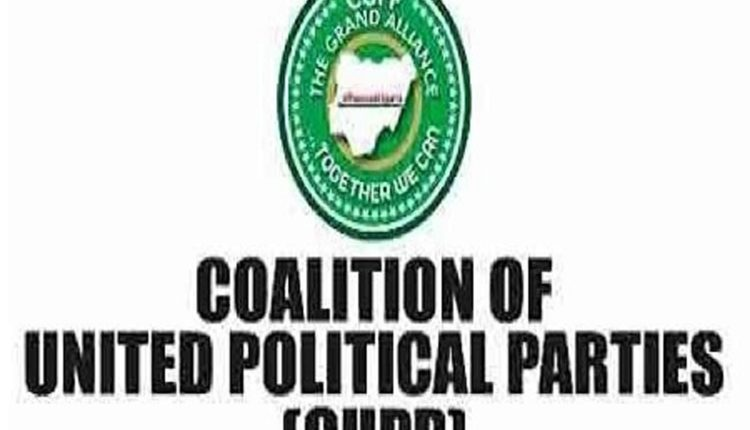 CUPP Kick Against Appointment Of Lauretta Onochie As INEC Commissioner-Crystal News