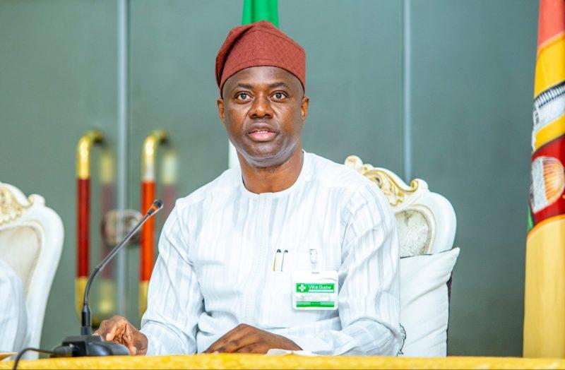 Governor Makinde Names Ogunwuyi As Chief Of Staff -Crystal News