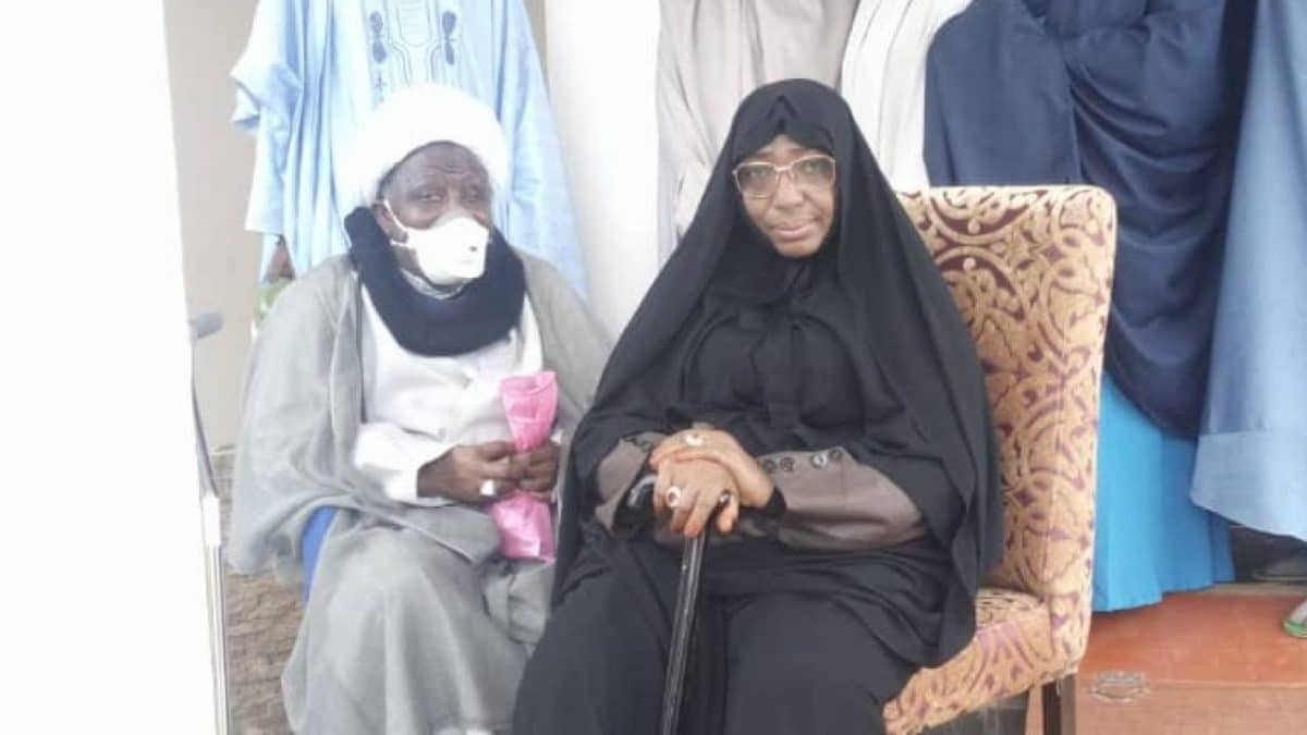 Shiite Leader, El-Zakzaky And Wife Regains Freedom Finally-Crystal News