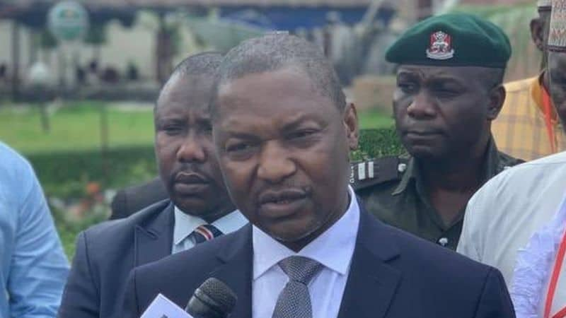 Malami Denies Derogatory Post On Igbo, Hausa-Crystal News