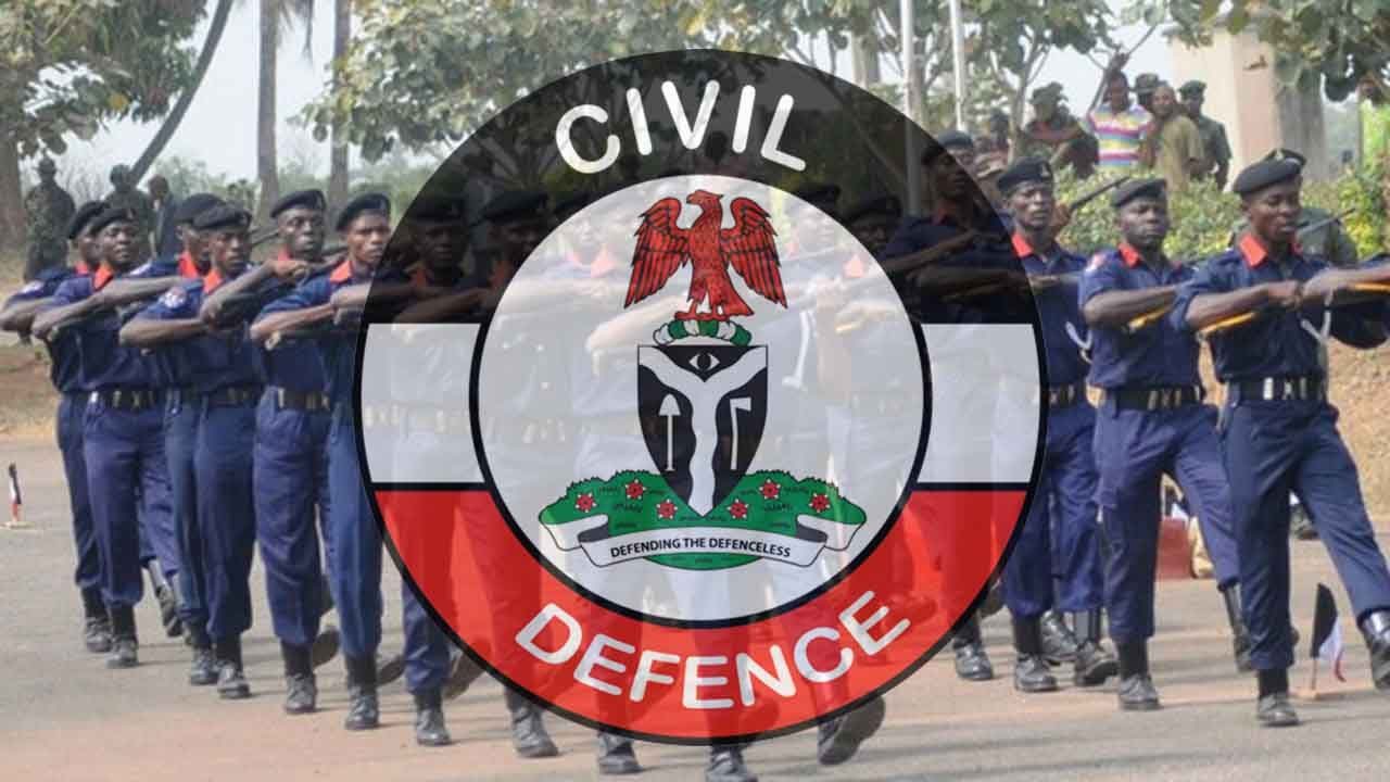 NSCDC Arrest Two Persons Conveying Adulterated Kerosene In Anambra-Crystal News