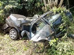Lone Auto Crash Kills 2 In Osun