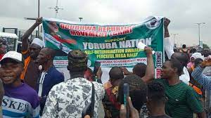 Yoruba Nation To Hold Another Protest Over Igboho's Detention -Crystal News