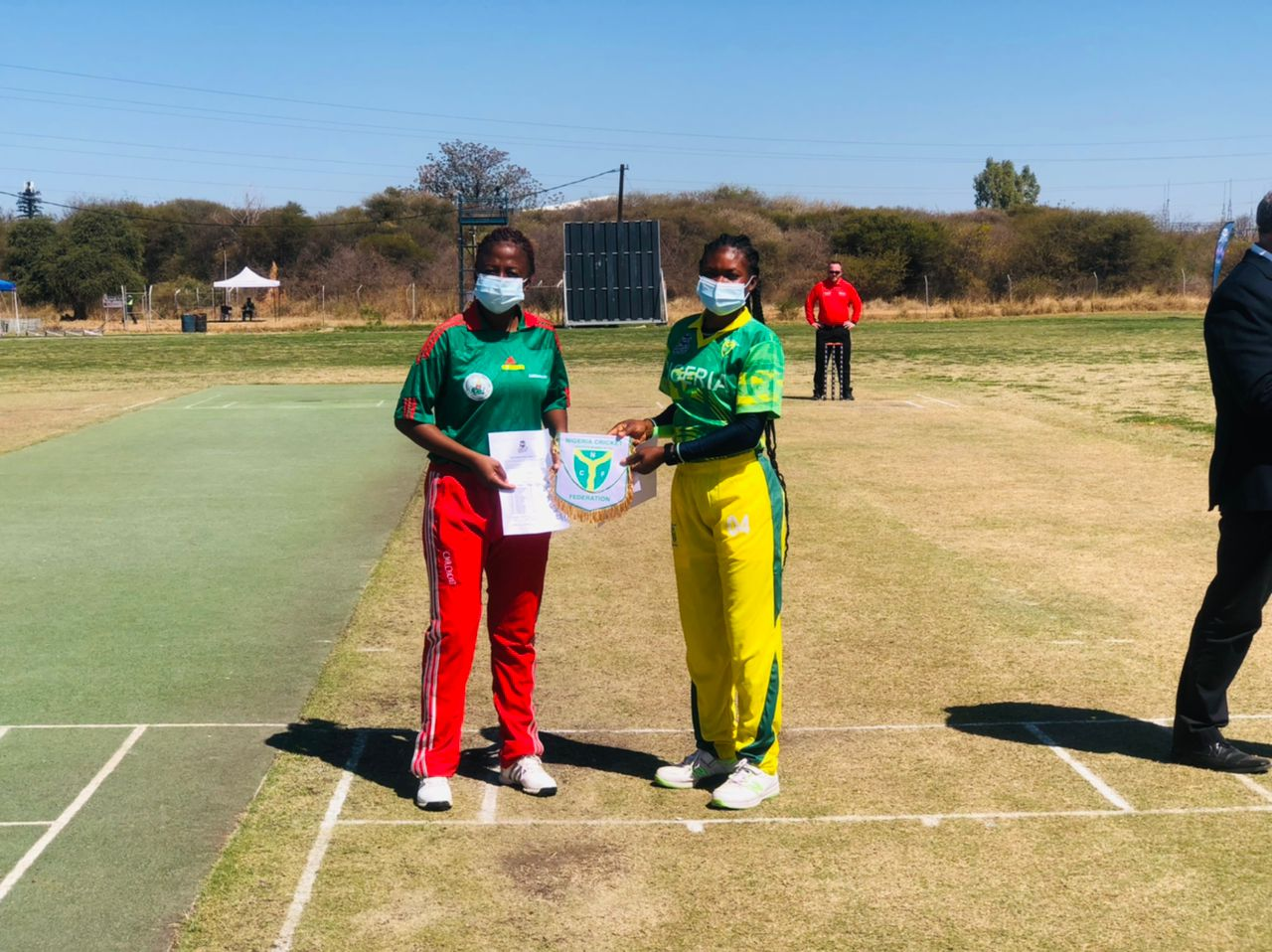 Nigeria defeats Cameroon by 10 wickets in Cricket World Cup Qualifier: Crsytal News
