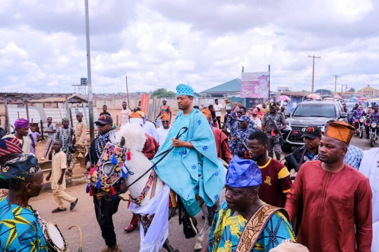 Controversy Trails Chieftaincy Title Conferred On Shina Peller-Crystal News