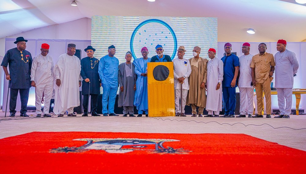 What Southern Governors Said About The VAT Collection Tussle With FG-Crystal News