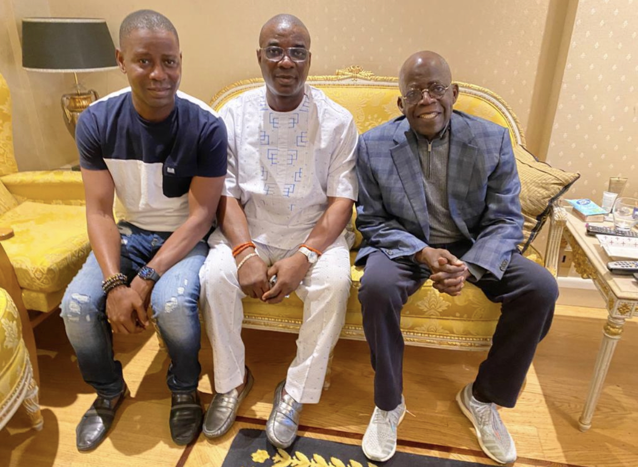 Tinubu To Return To Nigeria From London 'Soon'-Crystal News