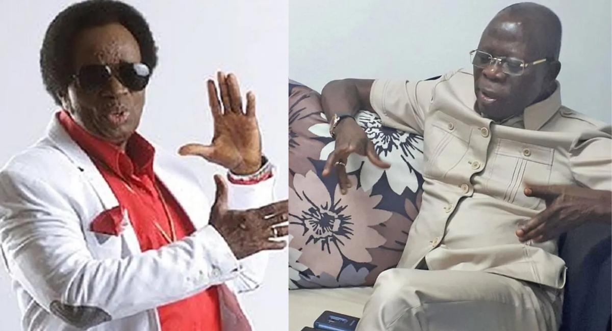 Oshiomhole Breaks Silence On Sir Victor Uwaifo's Death- Crystal News