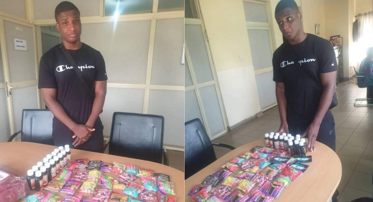 NDLEA Intercepts Drugged Candies From UK, Nabs 22-Year-Old Importer-Crystal News