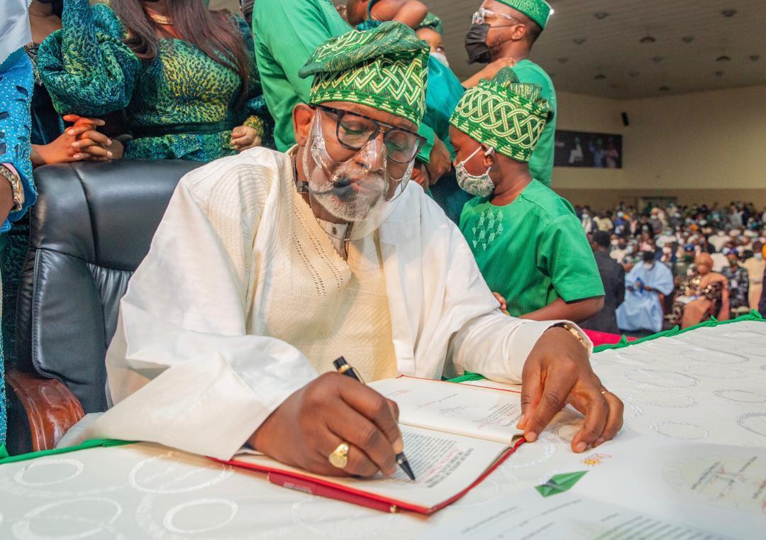 Akeredolu To Sign Bill Establishing Ondo Security Trust Fund