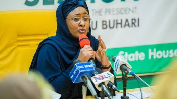 UNGA 76: Aisha Buhari, Others Want Women Included In Peace, Security