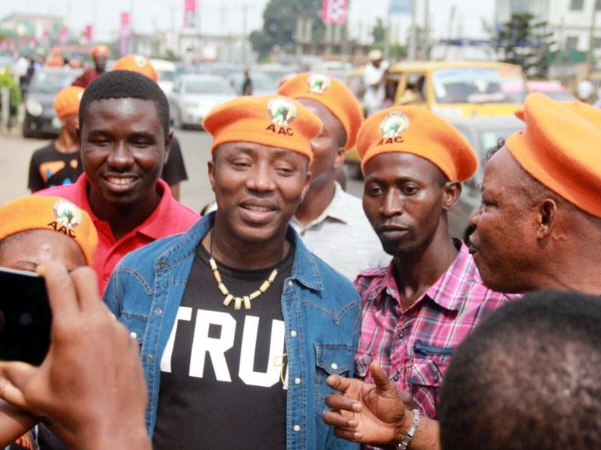 #EndSARS: Memorial Protests Will Hold, Says Sowore