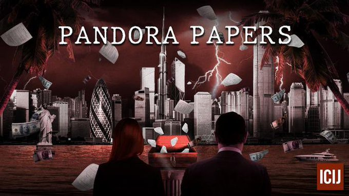 All You Need To Know About The Pandora Papers, Hidden Tax Havens Of World Leaders, Others