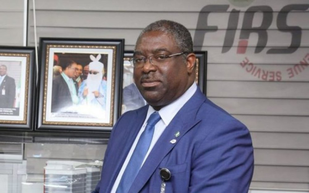 Only 41 Million People Pay Tax In Nigeria Says FIRS Boss