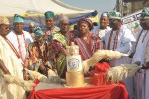 Aholu of Ajido Marks 5th Year Coronation Anniversary